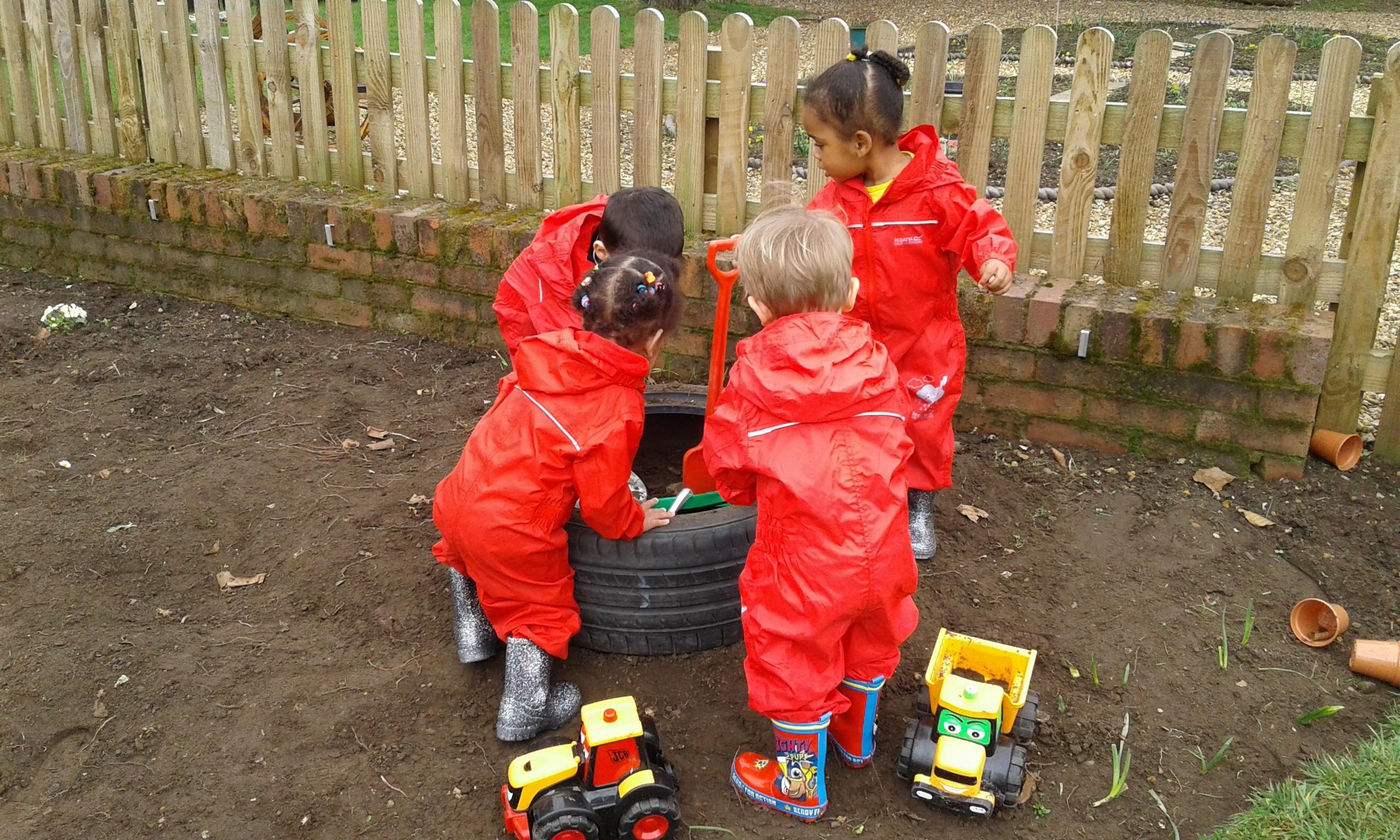 Nursery - Broughton Manor Preparatory School